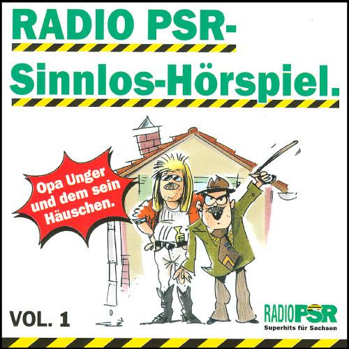 RADIO PSR - Sinnlos-Hörspiel Vol. 1