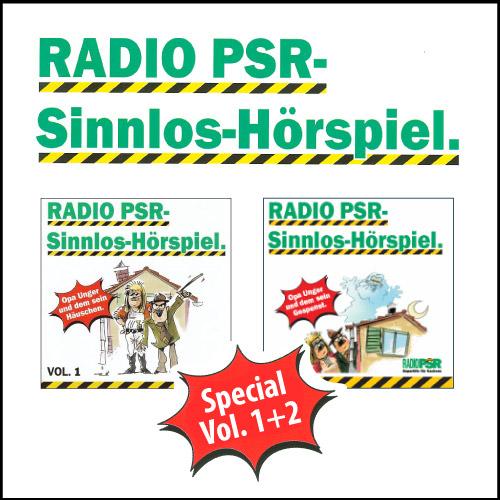 RADIO PSR - Hörspiel-Special
