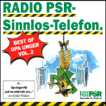 RADIO PSR - Sinnlos-Telefon Best Of Vol. 2 im Online Shop