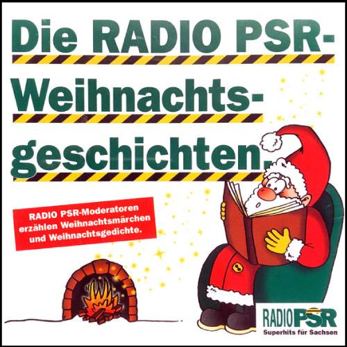 Die RADIO PSR-Weihnachtsgeschichten.