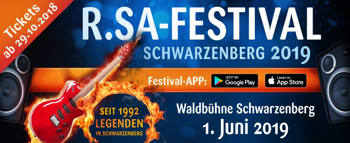 R.SA-Festival - Schwarzenberg 2019
