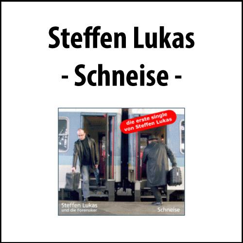 Steffen Lukas - Schneise