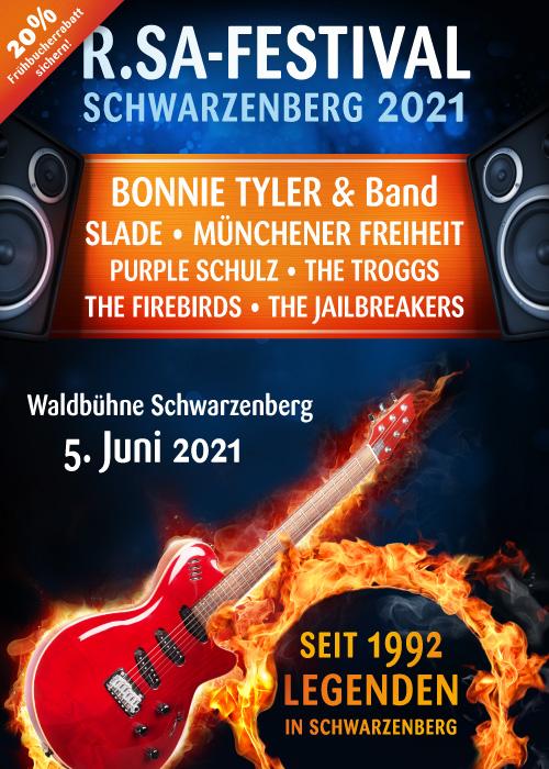 R.SA-Festival - Schwarzenberg 2021