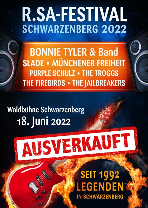 R.SA-Festival - Schwarzenberg 2022